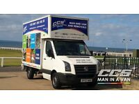 CCS Man and Van , Removal Van, Store Removals and Collections, Waste Clearances , Single Items