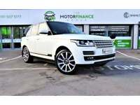 Land Rover Range Rover SDV8 AUTOBIOGRAPHY ** FINANCE AVAILABLE * NO DEPOSIT *