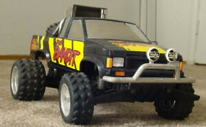 Looking for Tyco Bandit RC car
