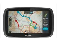TOMTOM GO 500 UK & EUROPE NEARLY LIKE NEW FOR SALE