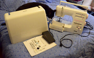 kenmore limited edition sewing machine