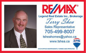 Terry Shea - Here to help you with your Real Estate Needs!!