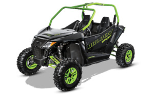 NEW 2016 Wildcat Sport Limited EPS Side by Side Blow Out
