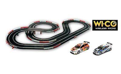 Ninco 1:32 Seat Leon Cup Racer 8,5m Wireless Rennbahn Set Komplett 20189