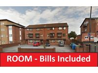 ROOM TO LET ALL BILLS INCLUDED