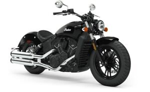 2019 Indian SCOUT SIXTY THUNDER BLACK