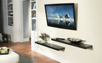 Only $ 50.0 for TV installation on any wall LCD LED. PLASMA TV