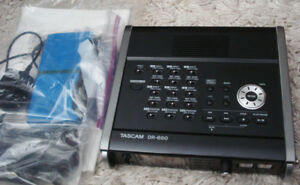 Tascam DR 680 Portable 8 track Recorder