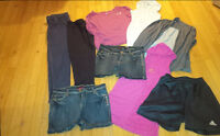 Girls Lot - Size Lrg (some Brand New Items and Name Brands)