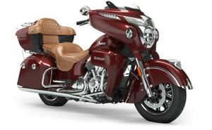 2019 Indian ROADMASTER BURGUNDY METALLIC