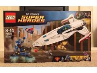 Lego Superheroes Darkseid Invasion New