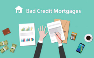 Need a mortgage bad credit self employed I will get you approved