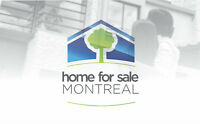 House for sale Montreal and North-Shore