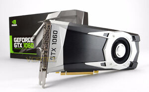 Very Good Condition GTX 1060 FOUNDERS EDITION