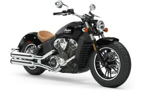 2019 Indian SCOUT ABS THUNDER BLACK