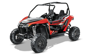 NEW 2016 Wildcat Sport Side by Side Blow Out