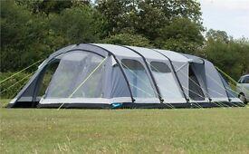 Kampa Croyde 8 man AIR tent