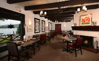 Restaurant Servers & Bartenders: Food and Beverage (Full-time an