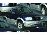 SUZUKI GRAND VITARA 1.6 16V SE AUTOMATIC ** 2004 ** 4X4 FOUR WHEEL DRIVE 3 DOOR
