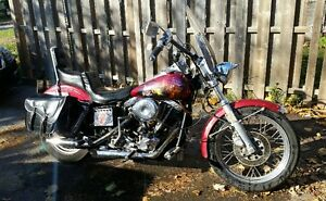 1980 FXE Harley Davidson for sale