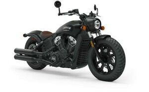 2019 Indian SCOUT BOBBER ABS THUNDER BLACK SMOKE / 47$/sem