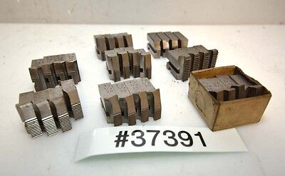 One Lot Of Geometric Die Head Chasers Inv.37391