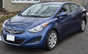 WAS $13,100!!  2015 Hyundai Elantra GL Sedan