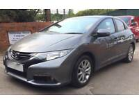 HONDA CIVIC I-DTEC ES Grey Manual Diesel, 2012