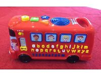 VTech Playtime Bus with Phonics