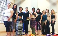 Belly Dancing FREE TRIAL CLASS @ KYnamics