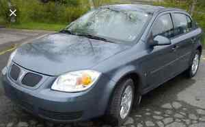 2006 Pontiac Pursuit Base Sedan