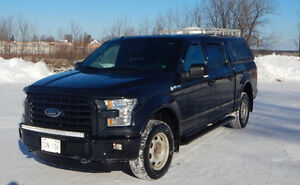 2015 Ford F-150 SuperCrew Sport