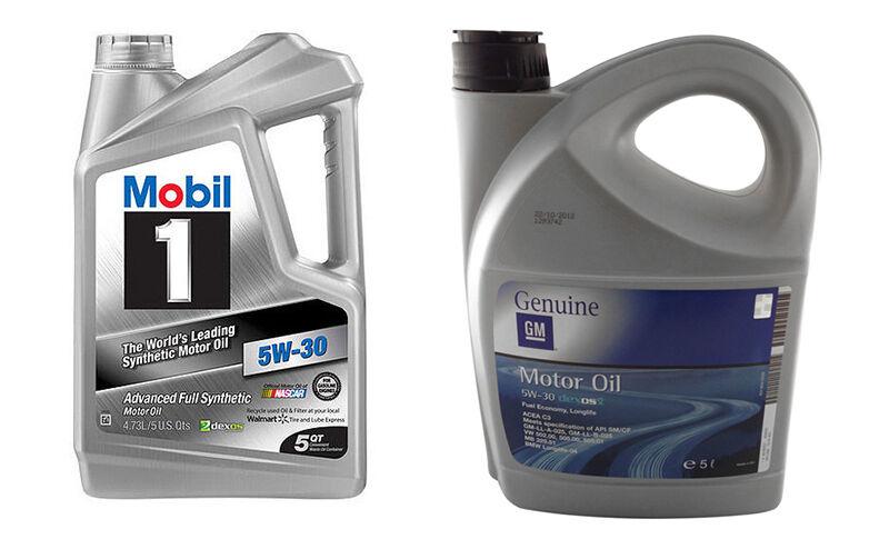 Synthetic vs. Standard Oil