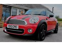 2013 MINI Hatch 1.6 Cooper (Sport Chili pack) 3dr