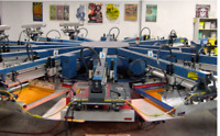 Hiring - Screen Printers
