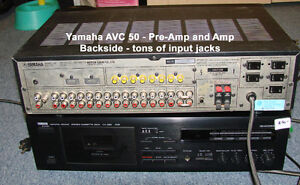 Home Stereo Components- Amps, Tuners, Cassette Decks, Monitors North Shore Greater Vancouver Area image 7
