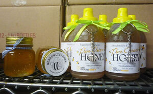 Raw Honey and Bees wax - Buy Local - support your neighbours! London Ontario image 2