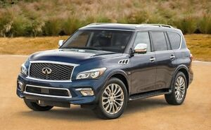 2016 Infiniti QX80 VUS 8 passagers Full Load Technologie