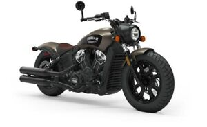 2019 Indian SCOUT BOBBER ABS BRONZE SMOKE