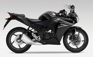 2014 Honda CBR125 For Sale