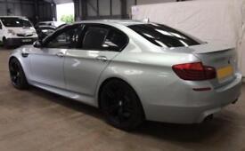 2015 SILVER BMW M5 4.4 DCT 560 BHP PETROL AUTO 4DR SALOON CAR FINANCE FR £113 PW
