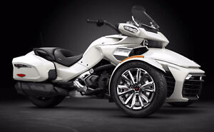 2016 Can Am Spyder F3-T 1330 Triple / (With Audio) Brand New