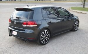 2012 Volkswagen GTI cloth DSG Hatchback Lowest Mileage in ottawa