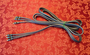 High Definition Video Component Cable - 12 feet