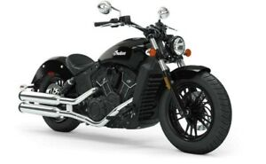 2019 Indian SCOUT SIXTY THUNDER BLACK / 32$/sem