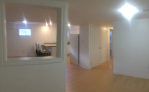 Basement Apartment for rent in  Pickering !!
