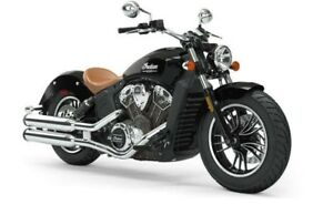 2019 Indian SCOUT ABS THUNDER BLACK / 44$/sem