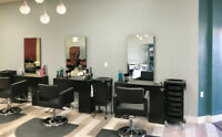 WlANTED:  Experienced Hairdressers for Chair Rentals