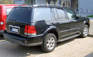 2004 Lincoln Aviator Elegante SUV, Crossover