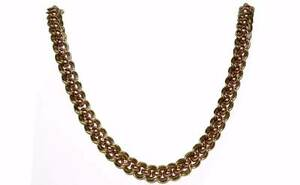 9ct Yellow/Rose Gold Ladies Necklace Joondalup Joondalup Area Preview